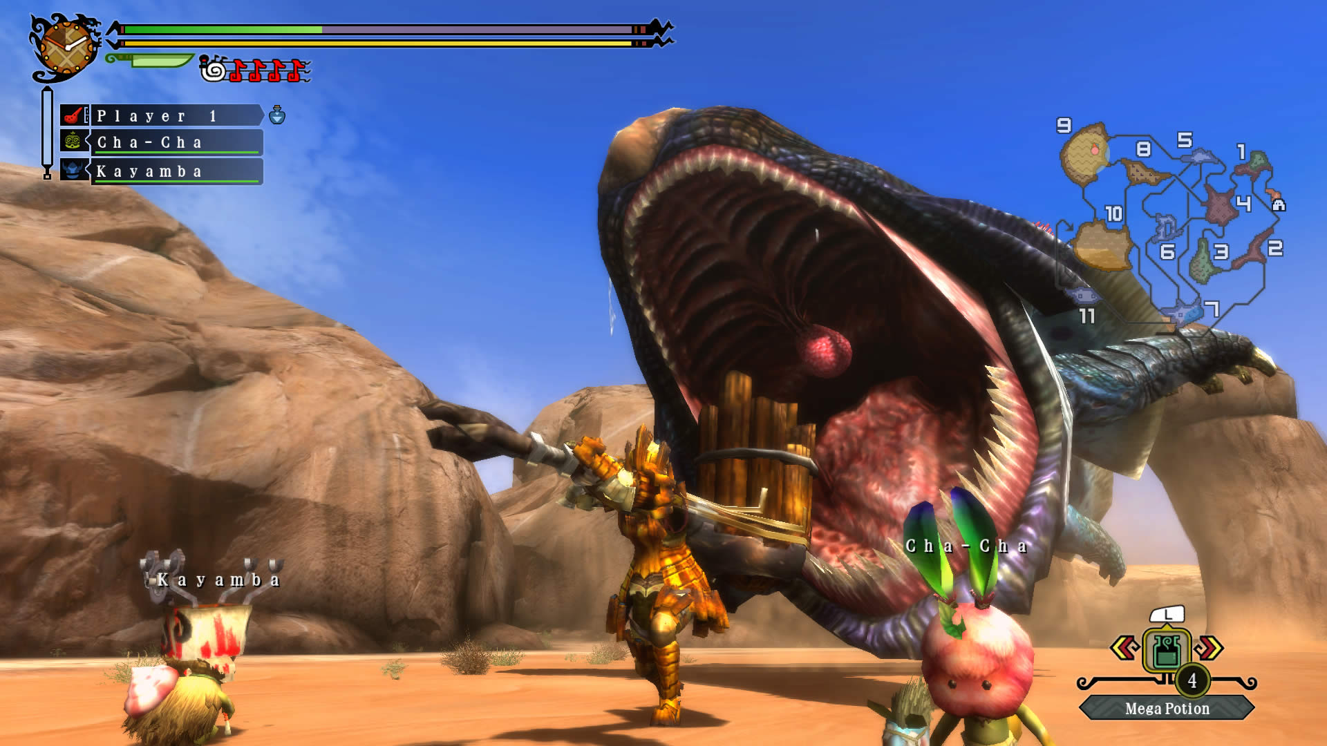 My Thoughts: Monster Hunter 3 Ultimate